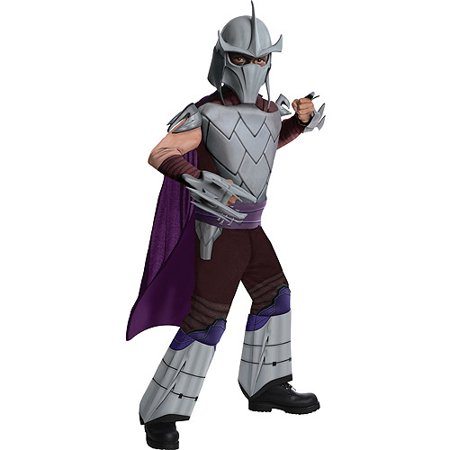 Deluxe Shredder Child Halloween - Shredder Costumes