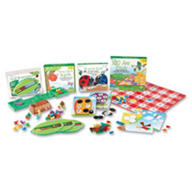 Learning Resources LRNLER1765 Comm.  Core Critters Kindergarten Bundle