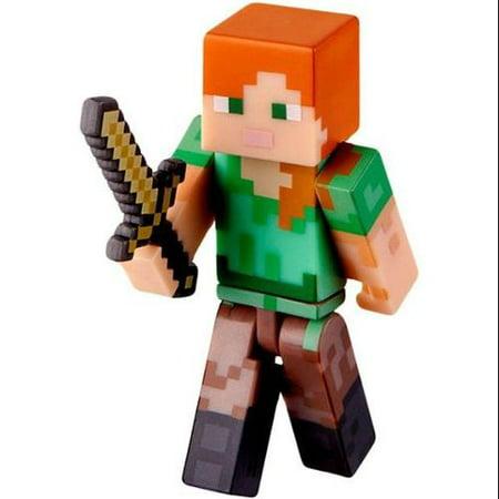 Minecraft Core Alex with Sword Mini Figure](Alex Minecraft)