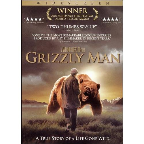 Grizzly Man (Widescreen)