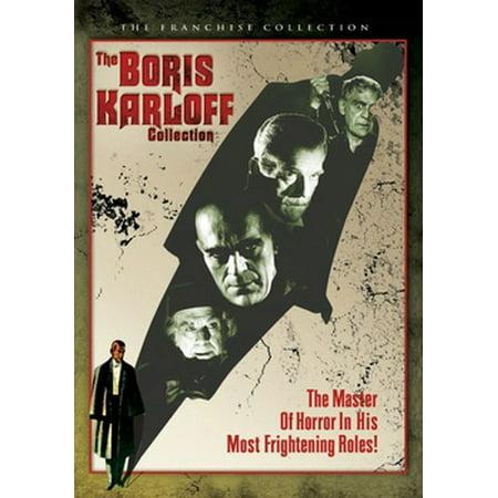The Boris Karloff Collection (DVD)](Boris Karloff Halloween)