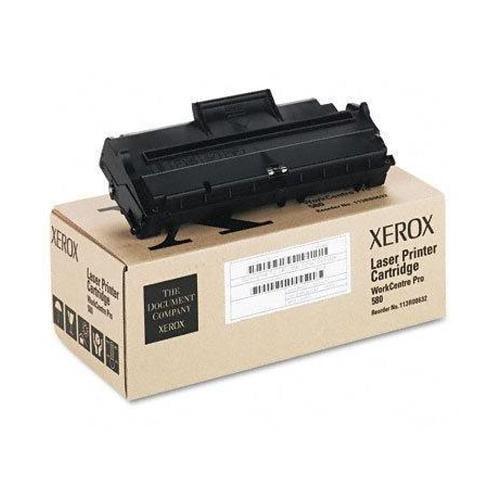 Xerox 113R632 Toner, 2500 Page-Yield, Black
