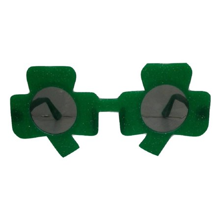 St Patrick's Pattys Day Irish Shamrock Green Party Sunglasses Glasses Accessory](St Pattys Day Accessories)