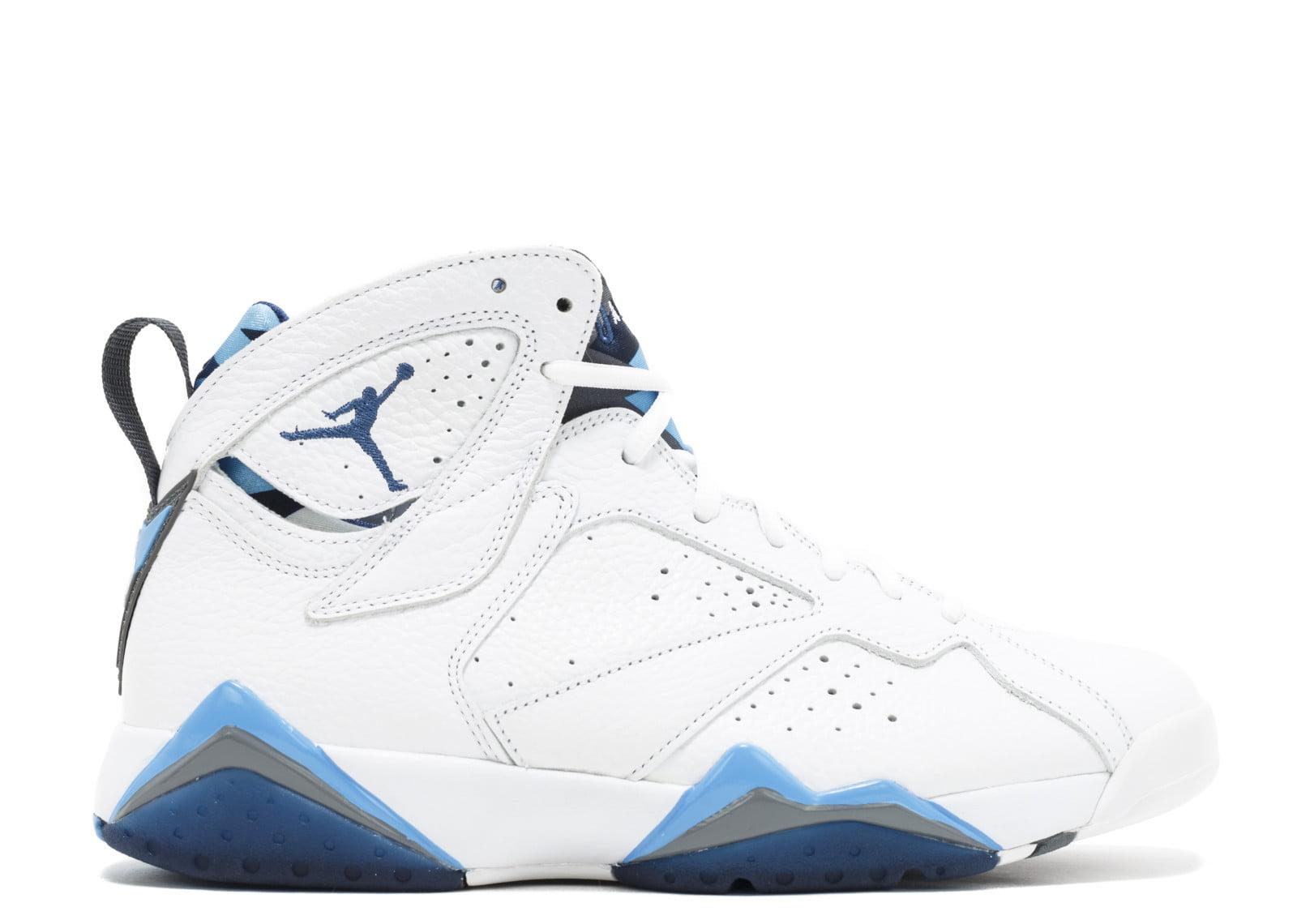 37c3af99016f Air Jordan - Men - Air Jordan 7 Retro  French Blue  - 304775-107 - Size 10
