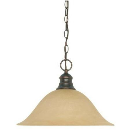 Nuvo Lighting 60/3133 Pendants Indoor Lighting; Mahogany Bronze