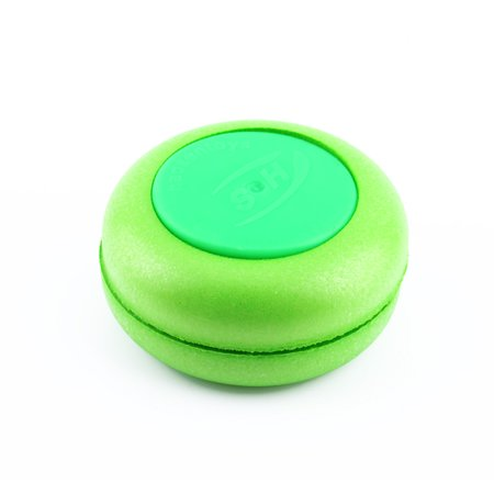 ANGGREK 20pcs Soft Refill Disc Green Bullet Darts Accessory , Kids Toy Gun Bullets - Disc Gun