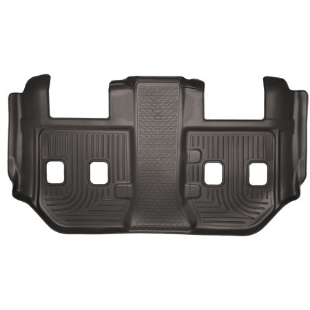Husky Liners 53280 3rd Floor Fits 15-18 Escalade ESV/Suburban with 2nd Row Bucket (2nd 3rd Seat)
