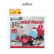 LaQ Hamacron Constructor - Mini Racer 1 - Red LAQ001504 by LaQ Blocks