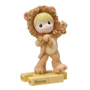 Precious Moments The Wonderful Wizard of Oz There Is No Place Like Home - Lion Figurine #154460