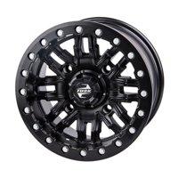 4/137 Tusk Nebo Beadlock Wheel 14x7 5.0 + 2.0 Matte Black for Can-Am Maverick X3 900 HO 2018