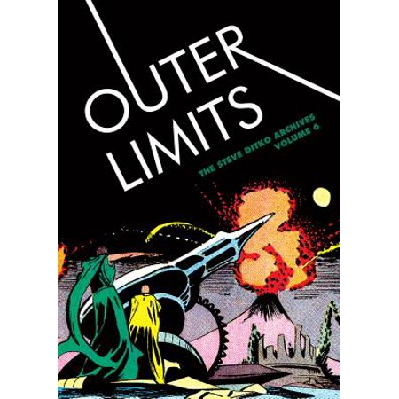 Steve Ditko Space - Outer Limits: The Steve Ditko Archives, Volume 6