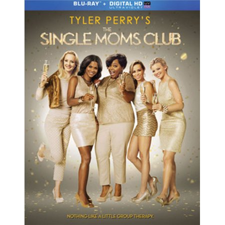 Tyler Perry's The Single Moms Club (Blu-ray) (Tyler Perrys Single Moms Club)