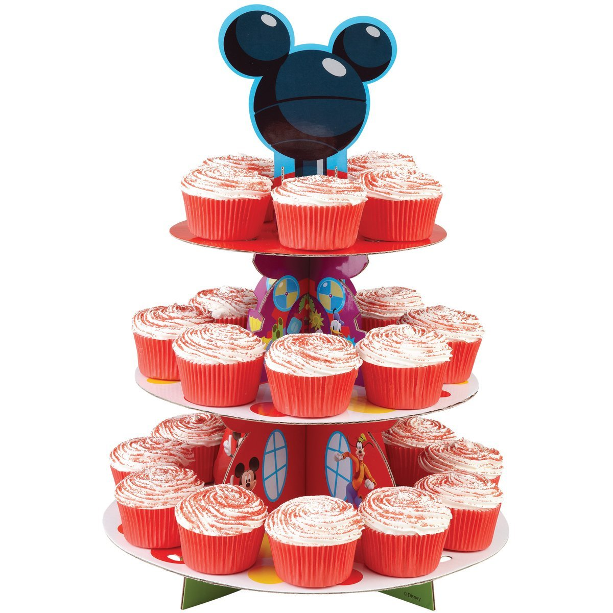 Wilton Cupcake Stand Kit, Mickey Mouse