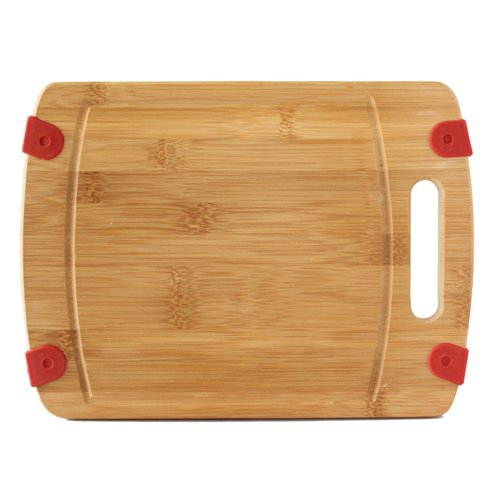 Culinary Edge Heavy Duty Extra Thick Bamboo Cutting Board