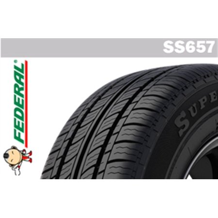 Federal Ss657 All Season Radial Touring Tire   235 60R16 100H