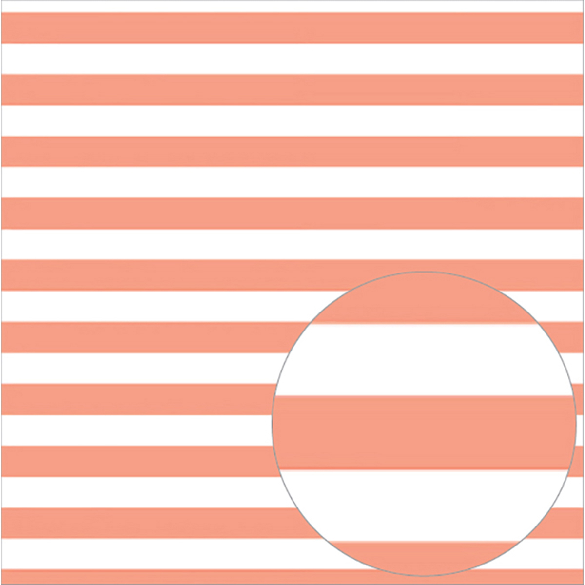 """Bazzill Printed Acetate Stripes Sheets 12""""X12""""-Roselle - image 1 de 1"""