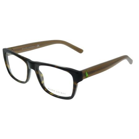 Ralph Lauren  RL 6118 5003 52mm Unisex  Rectangle (Ralph Lauren Glass)