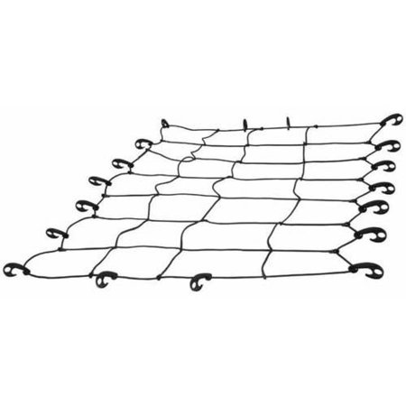 Curt Manufacturing Cur18201 Extended Roof Rack (18115 & 18117) Cargo (Roof Rack Cargo Netting)