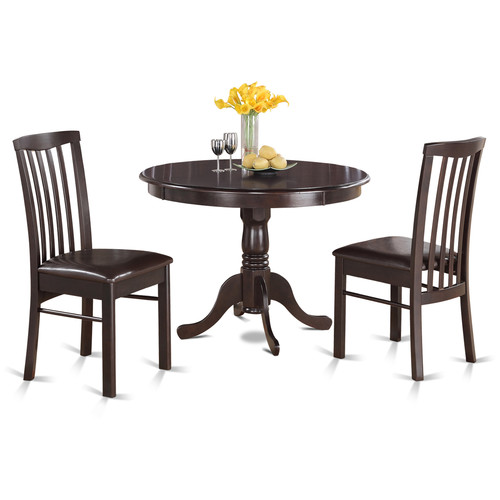 Wooden Importers Hartland 3 Piece Dining Set
