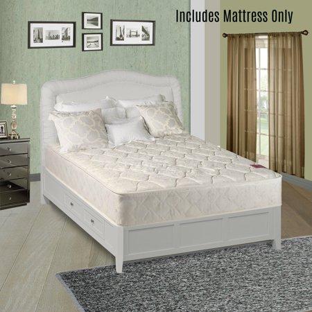Continental Sleep Elegant Collection Firm Orthopedic Twin Mattress