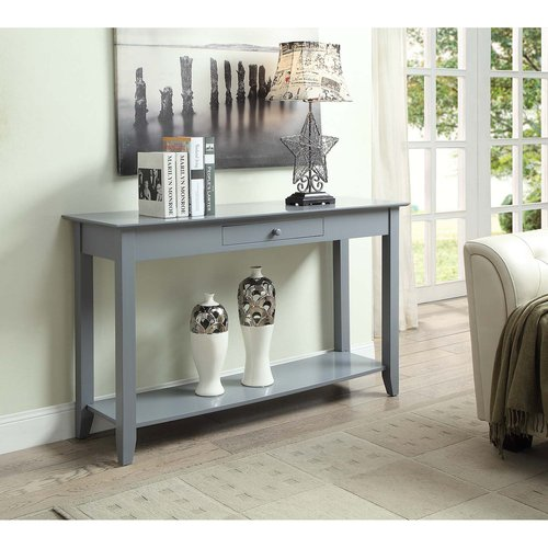 Convenience Concepts American Heritage Console Table with drawer by Generic
