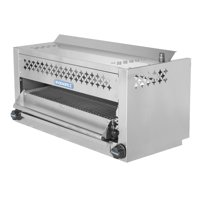 "Turbo Air TASM-36 Radiance 36"" Wide Gas Salamander Broiler"