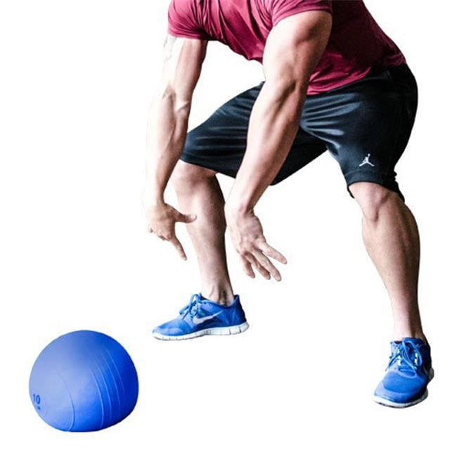 Valor Athletics 35lb Slam Ball Black SB-35 Fitness Ball NEW