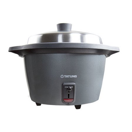 Tatung 11-Cup Multifunction Indirect Heat Rice Cooker Steamer and Warmer