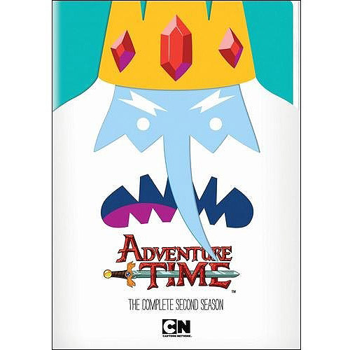 CARTOON NETWORK-ADVENTURE TIME-COMPLETE 2ND SEASON (DVD/2 DISC)
