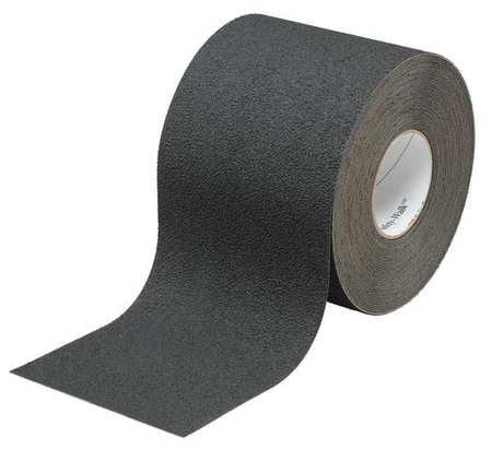 3M 310 Antislip Tape, Black, 4 In x 60 ft.