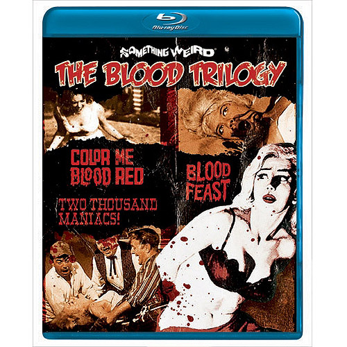 The Blood Trilogy (Blu-ray) (Widescreen)