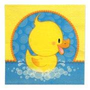 Ducky Duck - Luncheon Napkins (16 count)