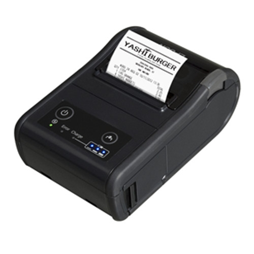 Epson TM-P60II Mobile Receipt Printer Black Bluetooth IOS...