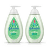 (2 pack) Johnson's Baby Soothing Vapor Bath to Relax Babies, 13.6 fl. oz