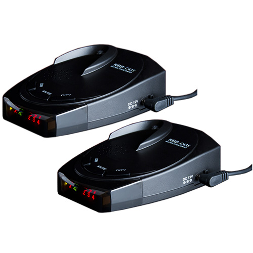 """Rocky Mountain RMRC435 (2 Pack) Laser Radar Detector and Scrambler"" by Rocky Mountain Radar"