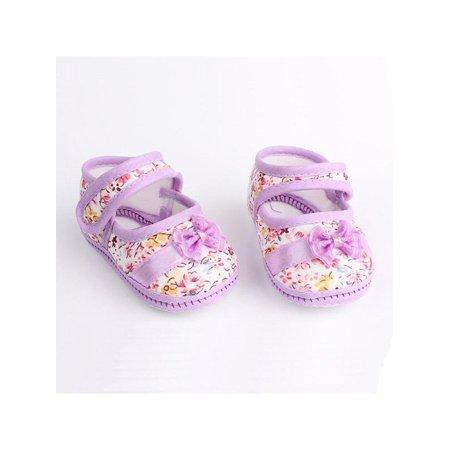 Lavaport Newborn Baby Infant Girl Prewalker Shoes 0-18M