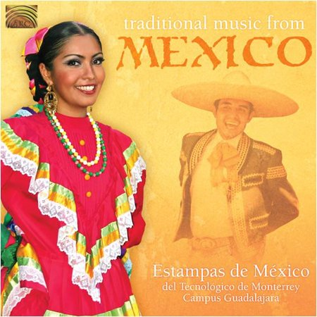Traditional Music from Mexico (CD)