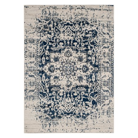 Safavieh Madison Katina Traditional Faded Area (Traditional Living Rooms 10 Of The Best)