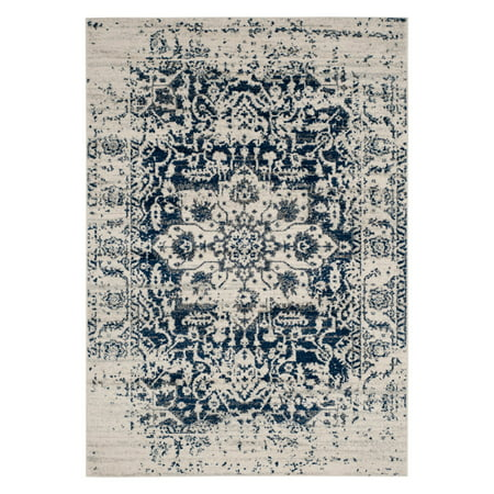 Safavieh Madison Katina Traditional Faded Area Rug or Runner Heirloom Traditional Area Rug