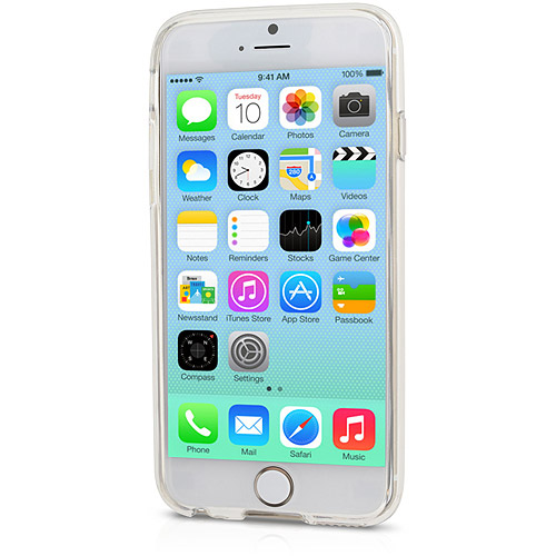 V7 Clear Ultra-Thin Transparent Clear Case for Apple iPhone 6