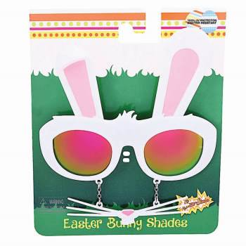 FURRY PINK BUNNY SUNSTACHES - Furry Masks