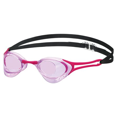 Blade Zero Goggle, Lavender, Interchangeable nose bridges By View Swimming (Swimming Goggles Nose Bridge Replacement)