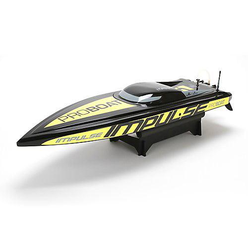 Pro Boat Impulse 31-inch Deep-V V3 Brushless: RTR PRB08008 by Pro Boat