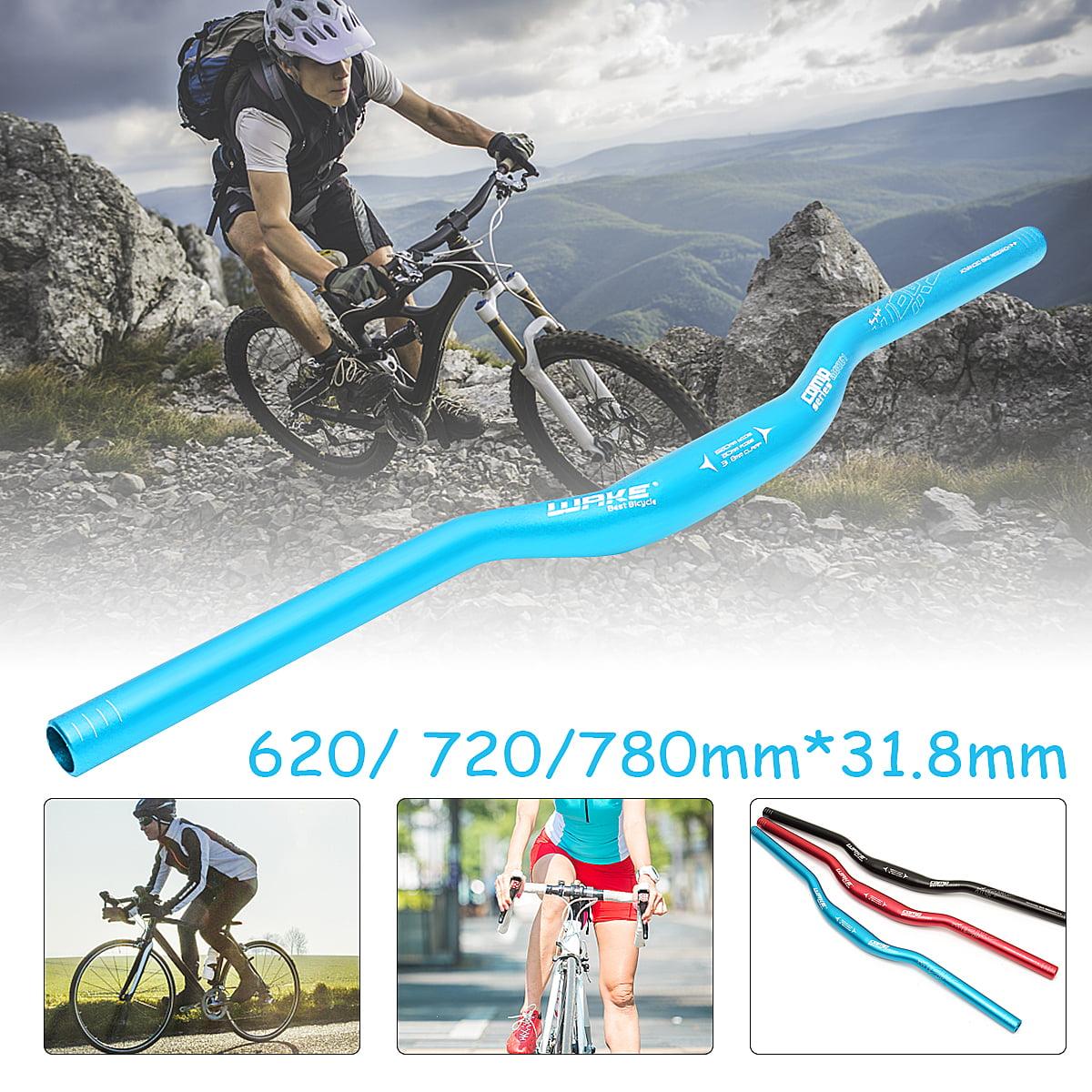 620mm/24.4'' Cycling Aluminium Alloy Mountain Bike Bicycle Handlebar Riser Bar 3 Colors