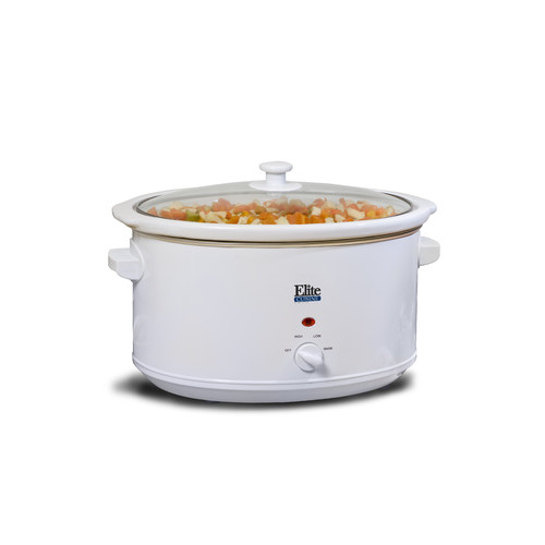 Deluxe Sized 8.5 Qt. Slow Cooker