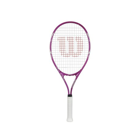 Wilson Triumph Tennis Racket, Pink (Best Tennis Racquet For Kids)