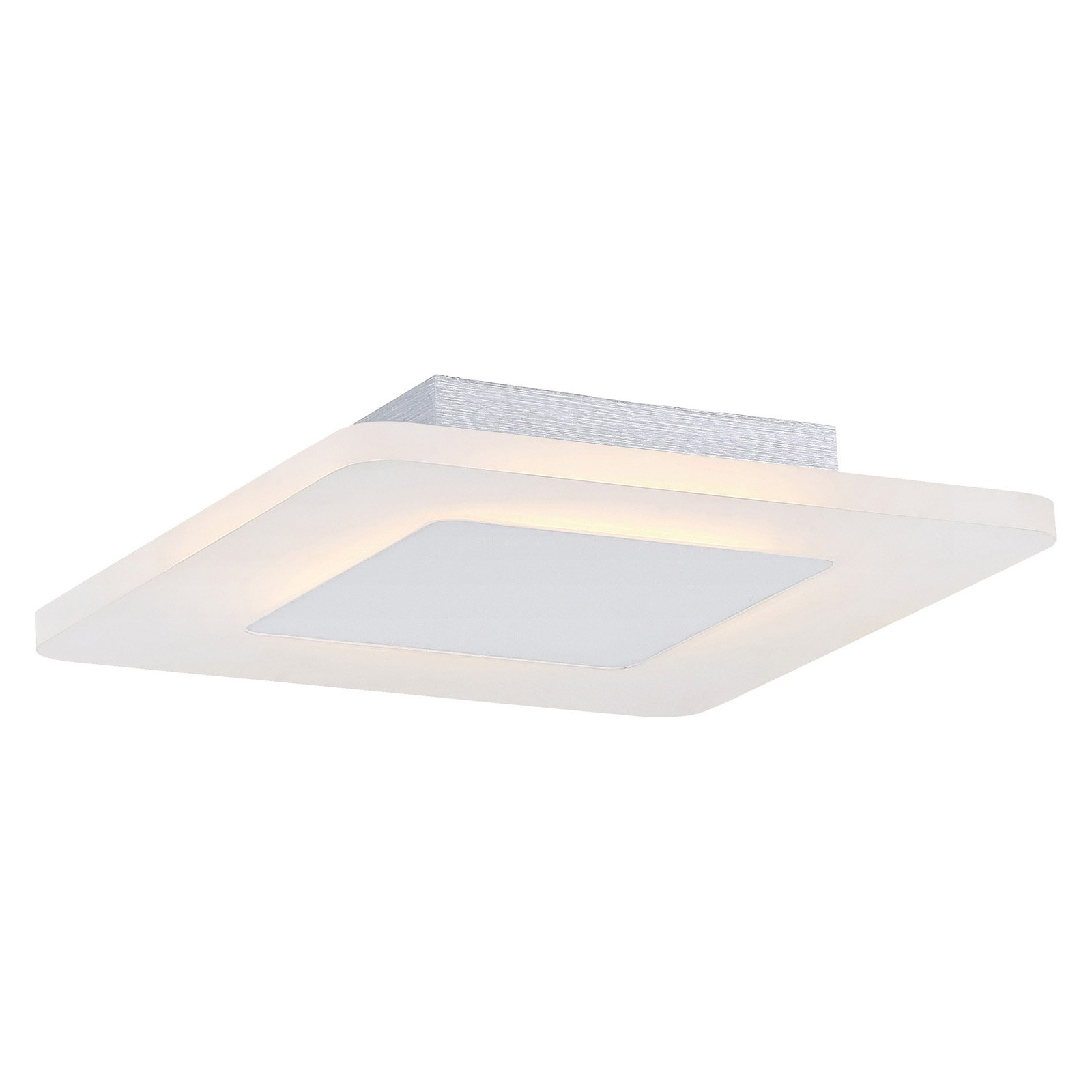 Quoizel Aglow PCAW1611W Flush Mount Light by Quoizel