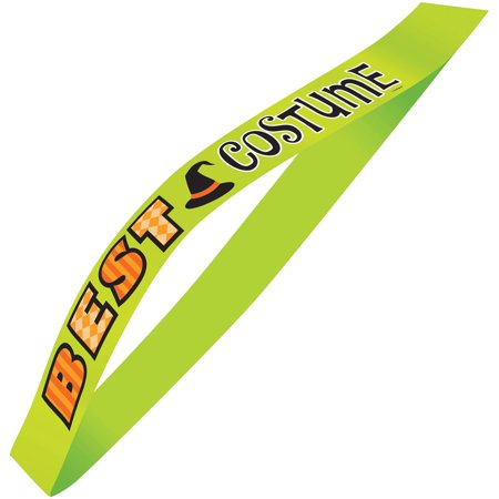 Best Costume Halloween Sash (The Best Halloween Sound Effects)