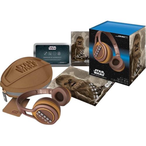 SMS Audio Headset - Star Wars 2nd Edition Headphones (Chewbacca)