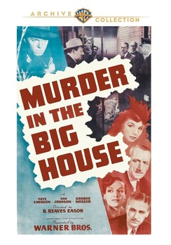 Murder in the Big House (DVD) by Warner Bros. Digital Dist